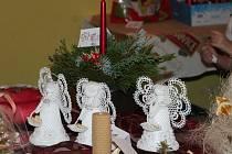 Rozsvícení vánočního stromu v Rudě