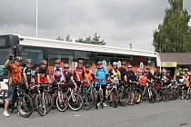 Cyklo-výlet na Křivoklátsko