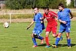 Fotbalisté Oráčova zdolali ve 4. kole III. třídy Šanov 5:1.