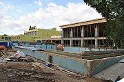 V Rakovníku vzniká menší aquapark. Hotovo by mělo být v listopadu 2019.