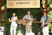 Zvíkovecká kytička 2008