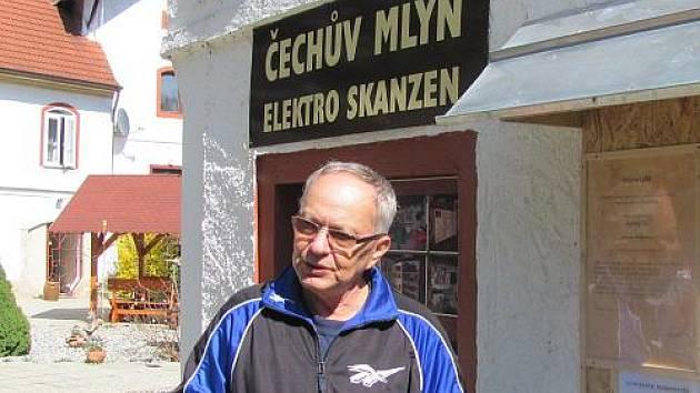 Elektroskanzen ve Šlovicích