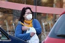 Od čtvrtka začaly být povinné ve vybraných prostorách (obchody, úřady či veřejná doprava atd.) respirátory FFP2, případně některé jiné určené varianty ochrany - nano roušky či dvě chirurgické roušky.
