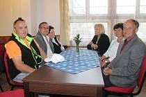 Setkání rodáků ve Mšeci