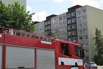 Rakovničtí hasiči v akci