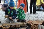 Na zámku Nižbor otevřeli v sobotu sezonu keltským svátkem Beltain.