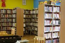 Dětská knihovna v Rakovníku.