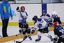 Přípravka HC Rakovník roč. 2010 triumfovala na domácím ledě, když porazila týmy Benátek, Žebráku i Slaného.