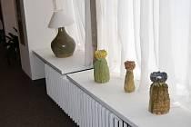 V Galerii Viktora Olivy v Novém Strašecí jsou v rámci posvícení k vidění dnes a zítra výstavy obrazů, keramiky, masožravých rostlin a Českého včelařského svazu.