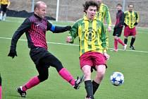FK Kněževes - FK Hředle