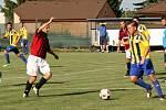 Fotbalisté Mšece prohráli v prvním přípravném duelu se Lhotou 0:2.