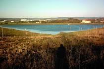 Rybník pod Skalkou v Lubné
