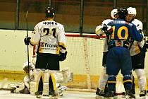 Rakovničtí hokejisté rozstříleli Černošice 5:1, KLM 2016