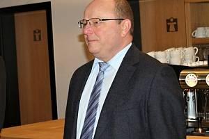 Ředitel pivovaru Bakalář Jiří Kovář.