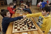 Šachový turnaj v Kněževsi