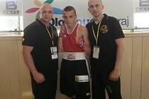 Olomouc - olympiada dětí box