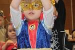 Dětský karneval  DDM v Rakovníku