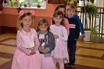 První školní den si užili i prvňáčci v ZŠ a MŠ Čistá.