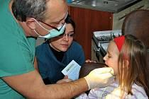 Otevření zubní pohotovosti v Rakovníku.