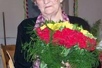 Devadesátiletá Taťana Broumová