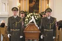 Pohřeb Jana Jelínka