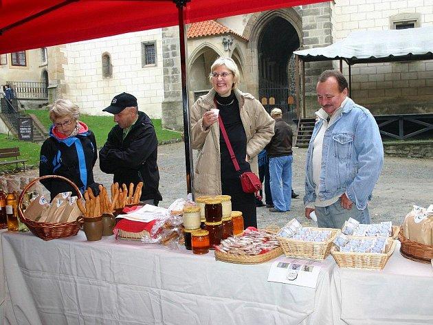 Křivoklátské trhy 2011
