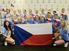 Rakovnické Power cheerleaders se v loňském roce poprvé kvalifikovaly na mistrovství Evropy, kde ve své kategorii získaly 19. místo z 25 zúčastněných týmů.