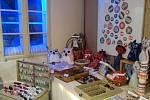Inspirativní a prodejní výstava v Roubence.