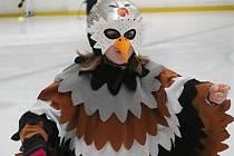 Na rakovnickém zimním stadionu se konal Karneval na ledě.