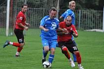 Sparta Lužná - Sokol Branov 0:0, OP - podzim