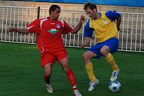 Sk Rakovník - FC Chomutov