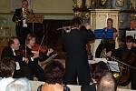 Rakovnický komorní orchestr v Rabasově galerii