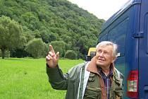 Herec Karel Hlušička