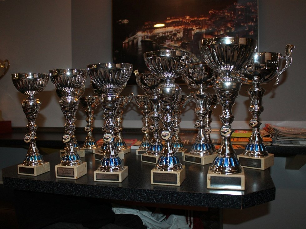 Vyhodnocení Českého poháru RCA