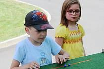 Odpoledne pro všechny generace zaujalo děti i dospělé.