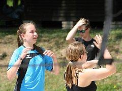Ve středoškolské sportovní olympiádě Sportfestgames vyhrála Masarykova obchodní akademie.