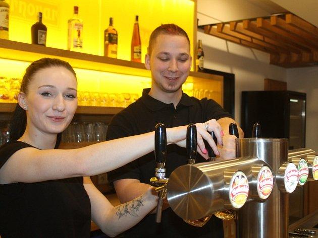 Otevření Divadelní restaurace Rakovníku