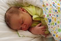 MAREK TÁNCOŠ, JESENICE. Narodil se 13. ledna 2020. Po porodu vážil 4,36 kg a měřil 51 cm. Rodiče jsou Nataša a Marek, sestry Alexandra a Kateřina.