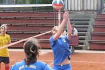Volejbalové utkání - ZŠ Nové Strašecí - 3. ZŠ