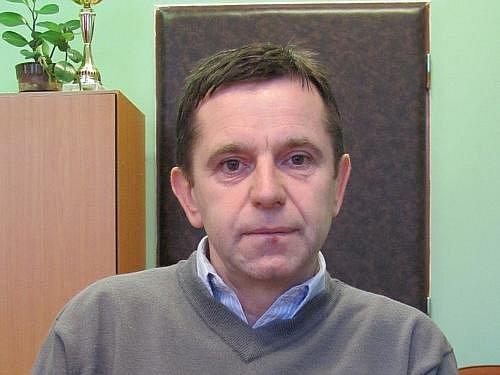 Ředitel 3. ZŠ Rakovník Jan Křikava