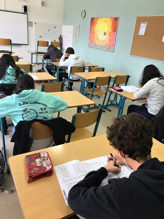 Na Masarykově obchodní akademii a Střední zemědělské škole v Rakovníku se uskutečnily přijímací zkoušky.
