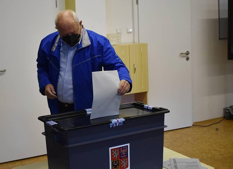 Volby v MŠ V Lukách v Rakovníku.