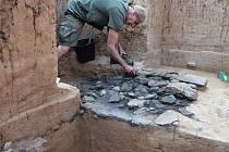 Nálezy jsou z období mladého paleolitu.