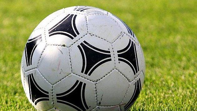 Fotbalový míč ilustrační foto