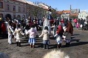 Jaro vítaly nejen děti.