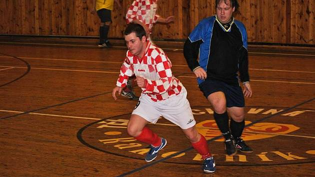8. kolo futsalu na Rakovnicku