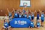 Děti z Nového Strašecí postoupily do krajského finále kvalifikace juniorské NBA.