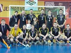 HC 1972 Rakovník vybojoval stříbro ve Final four 2016
