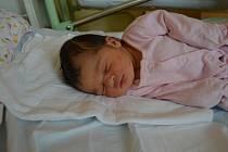 ANNA HESSOVÁ, KLADNO. Narodila se 10. března 2019. Po porodu vážila 3,4 kg a měřila 50 cm. Rodiče jsou Jana a Filip.