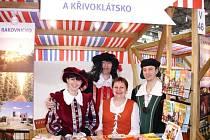 Reprezentační  stánek Rakovnicko - Křivoklátsko